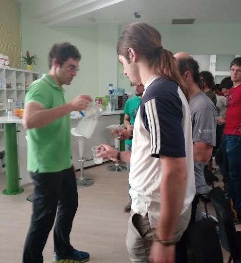 Escuela de Nutrición Deportiva